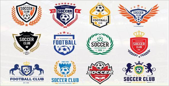 Soccer&Football Logo Design Template