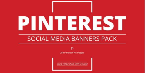 Social Media Banner Pinterest