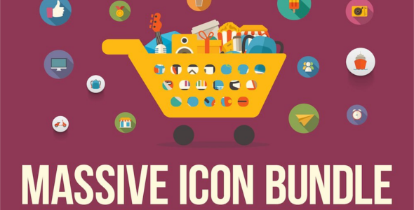 Social Media Icon Bundle