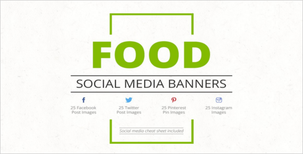 Social Media Website Banner Ideas