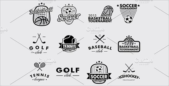 Sports Logo Set Designs