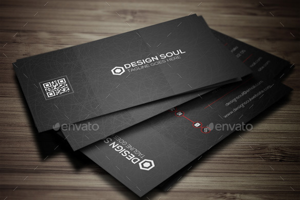 Stylish Innovative Business Card
