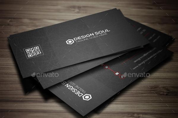 Stylish Innovative Business Card