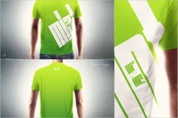 T-Shirt Stringer Vest Design