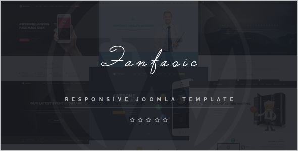 Technology Joomla Design Template