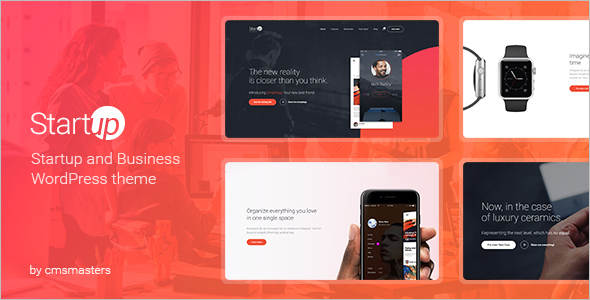 Technology Material WordPress Theme
