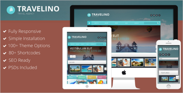 Travel Agency Google Slider