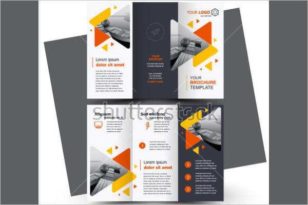 Trifold Leaflet Design Brochure
