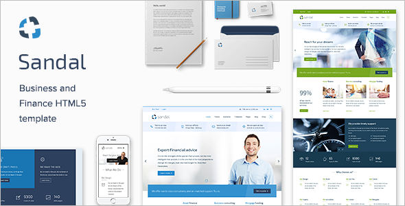 Ultimate Business Drupal Template