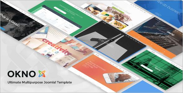 Ultimate Business Joomla Website Template