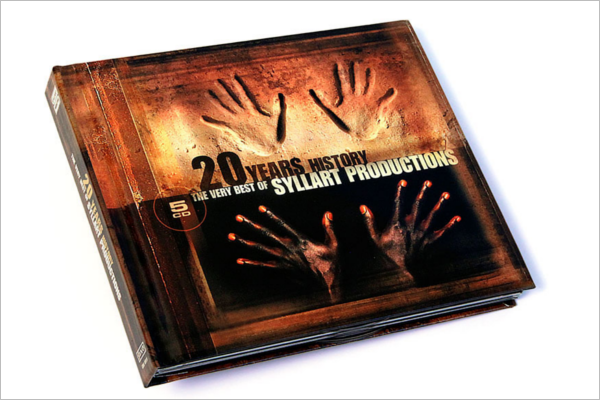 Unique CD & DVD Artwork