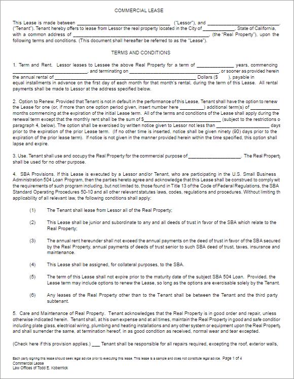 Unique Legal Agreement Form