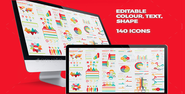 Vector Infographic Elements Template