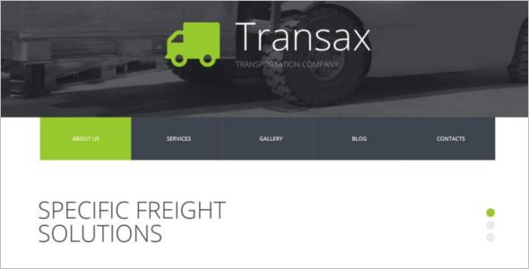Vector Transax Joomla Template