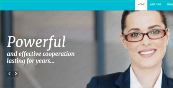 Vinatge Consultancy Business Website Template