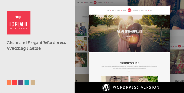 Vintage-Wedding-WordPress-Template