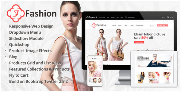 Web Design Shopify Theme