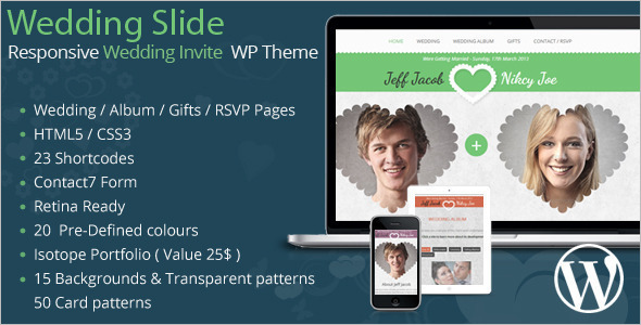 Wedding-Slide-WordPress-Template