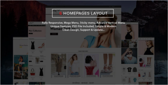 Women's Fashion Shopify Theme