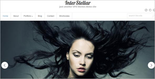 WordPress Template Design