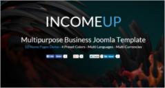 20+ Responsive Business Joomla Website Templates