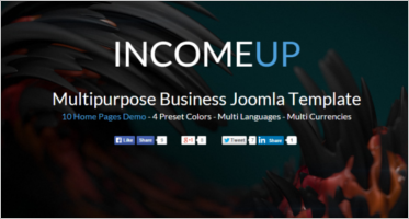Business Joomla Website Templates