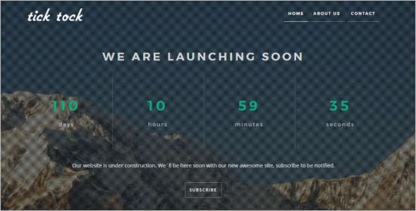 download Under Construction Template