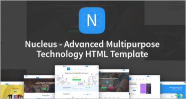 Technology Website Templates
