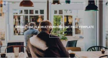 Multipurpose One/Multipage Joomla Templates
