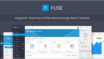 Html Admin Website Templates