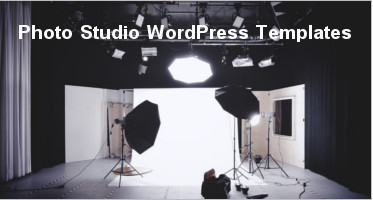 Photo Studio WordPress Themes