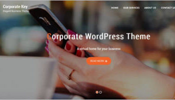 Best Corporate WordPress Templates