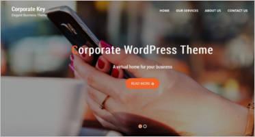 19+ Best Corporate WordPress Templates Free & Premium Themes