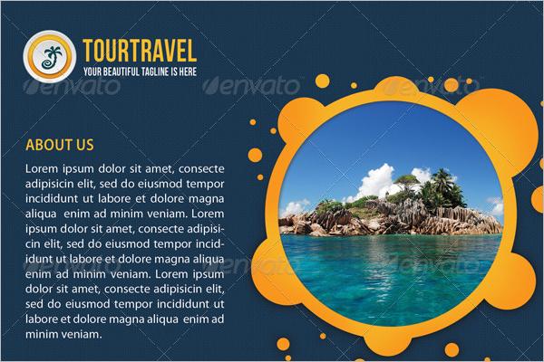 3 Tours & Travel Bundle Flyer