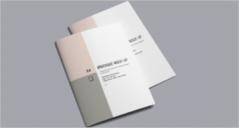 66+ Latest A4 Brochure Mockup Templates