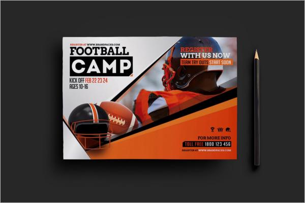 Football Flyer Templates Free Premium Templates