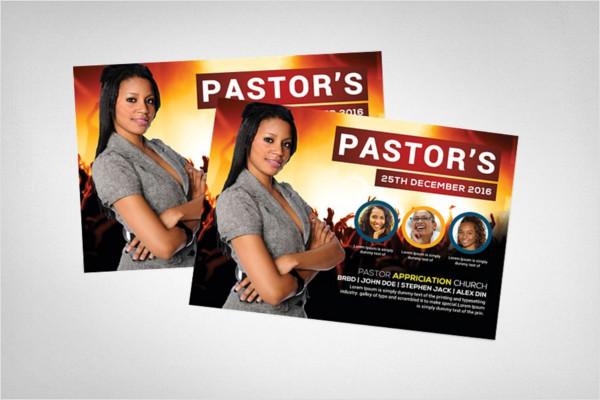 Appreciation Church Flyer Design