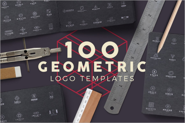 Architectural Photoshop Logo Template