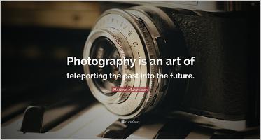 Art & Photography Open Cart Templates