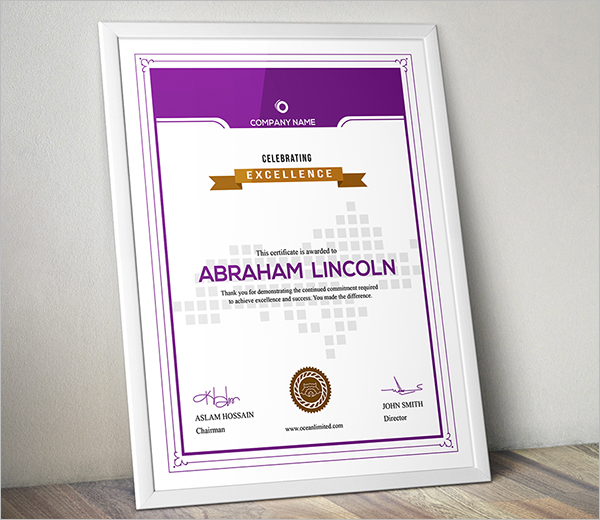 Free printable certificate templates free templates creative award certificate template yadclub Gallery