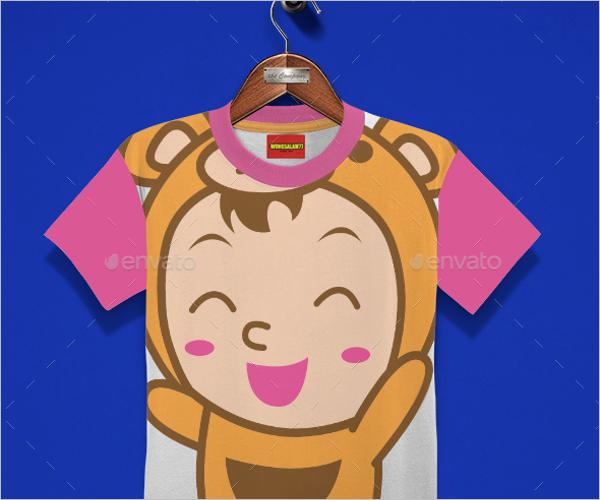 Baby Kids T-Shirt Design