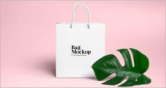 80+ Photorealistic Bag Mockup Templates