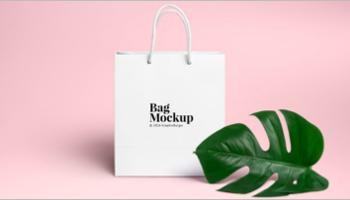 Bag Mockup Templates