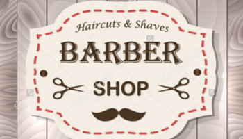 Barber Shop Flyer Design