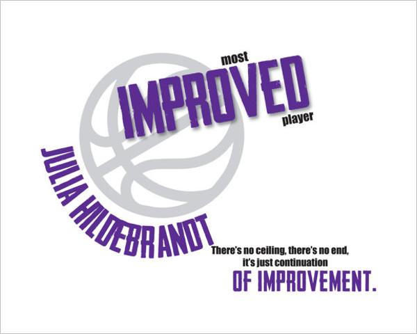 Basketball Team Award Certificate Template