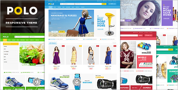 Beauty Store OpenCart Theme