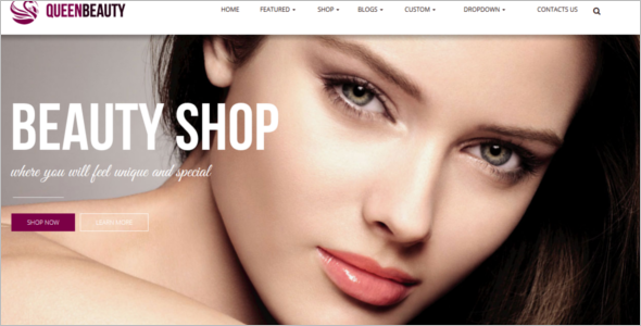 Beauty Store OpenCart Theme