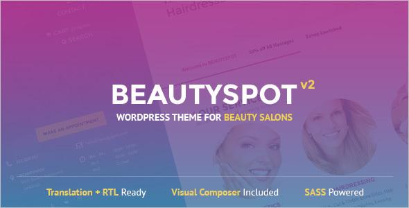 BeautySpot WooCommerce Theme