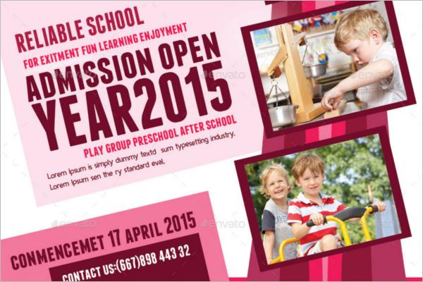 Best Education Flyer Design