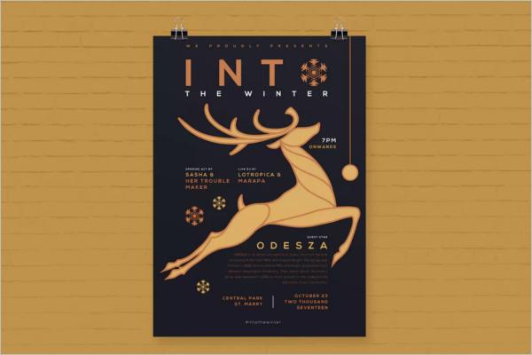 Best Event Poster Design